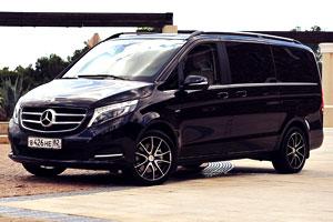 Mercedes-benz<br> V-Class`15