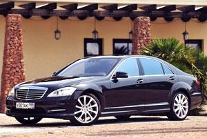 Mercedes-benz W221 2012