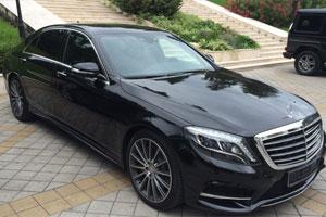Mercedes-benz W222 2015